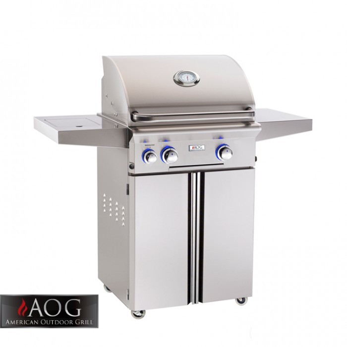 "AOG Grills 24"" L Series Portable - 24PCL-00SP AOG Grills Collection"