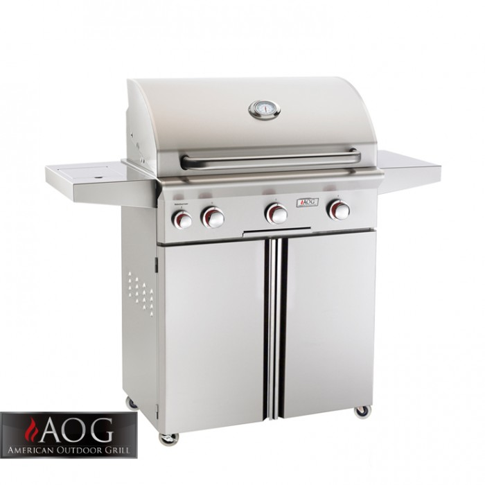 "AOG Grills 30"" T Series Portable - 30PCT-00SP AOG Grills Collection"