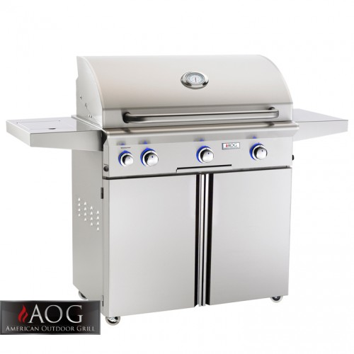 "AOG Grills 30"" L Series Portable - 30PCL-00SP AOG Grills Collection"