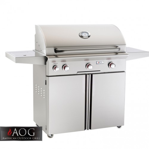 "AOG Grills 36"" T Series Portable - 36PCT-00SP AOG Grills Collection"