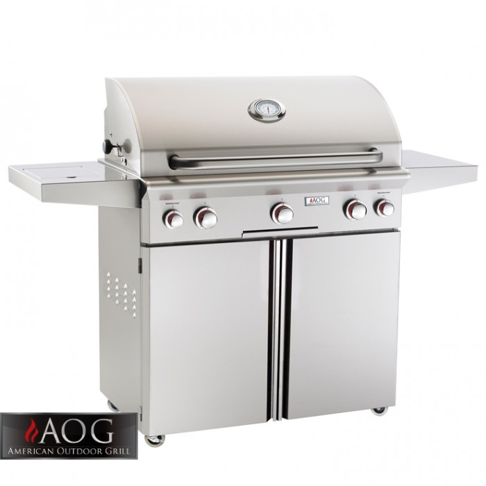 "AOG Grills 36"" T Series Portable Grill With Rotisserie System - 36PCT AOG Grills Collection"