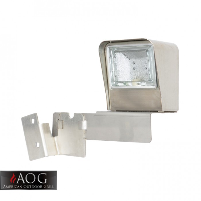 AOG Grills Grill Light Including Mounting Bracket - 3574 / 24-B-28 Outdoor Kitchen Accessories