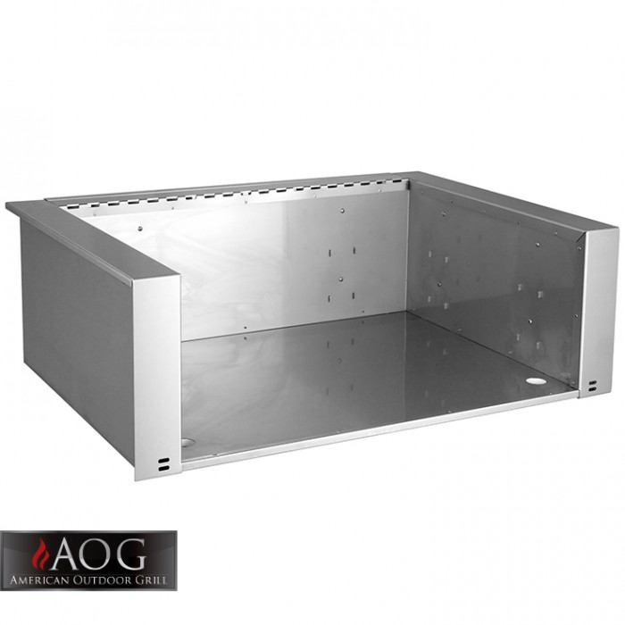 "AOG Grills 24"" Insulating Liner for 2015 Model - 24-IL-B BBQ GRILLS"