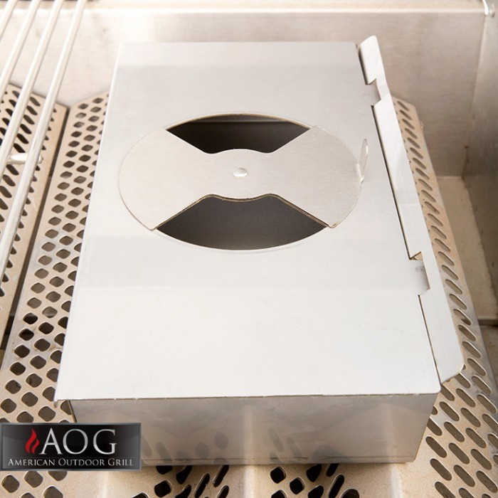 AOG Grills Smoker Box - 3561