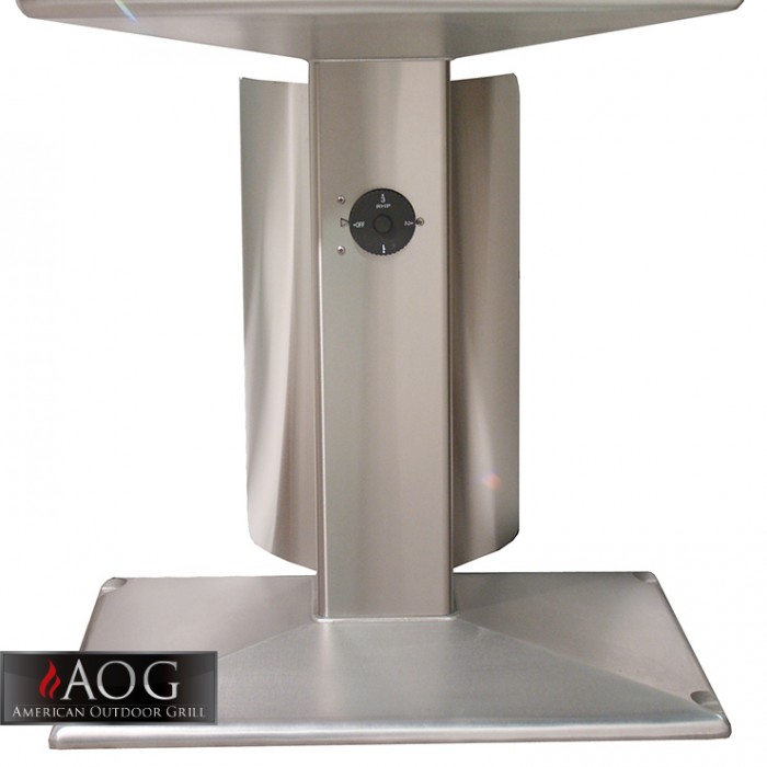 AOG Grills Tank Shield for Patio Post Grill - THPP2 AOG Grills Collection