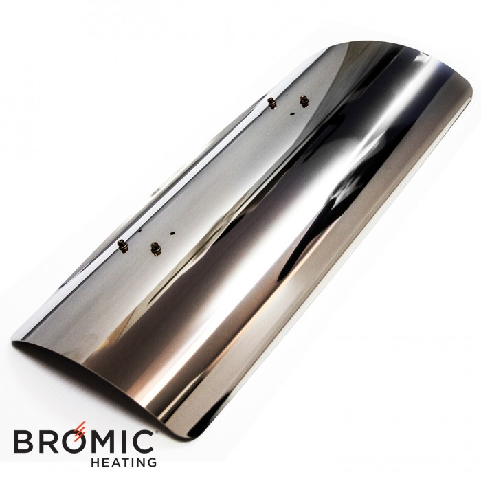 Bromic Platinum/Tungsen Smart Heat Low Clearance Heat Deflector To Suit 300 Series Models - BH3030001-1 Outdoor Heating & Cooling