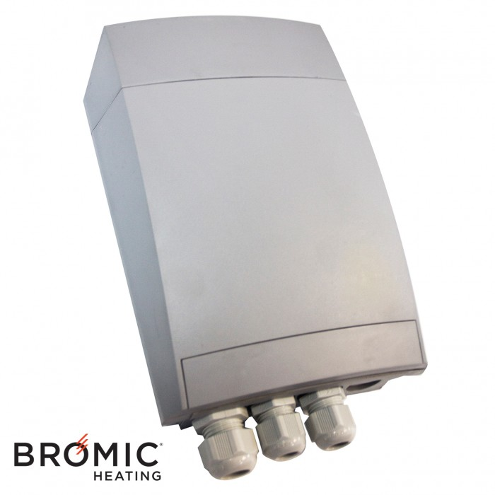 Bromic Controller On/Off 6Kw, Dual Input, Incl. Wall Remote - BH3130010