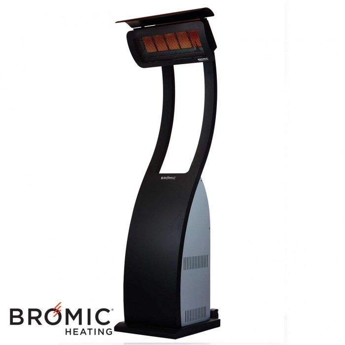 Bromic Tungsten Smart-Heat™ Portable Gas Heater - BH0510001 Outdoor Heating & Cooling