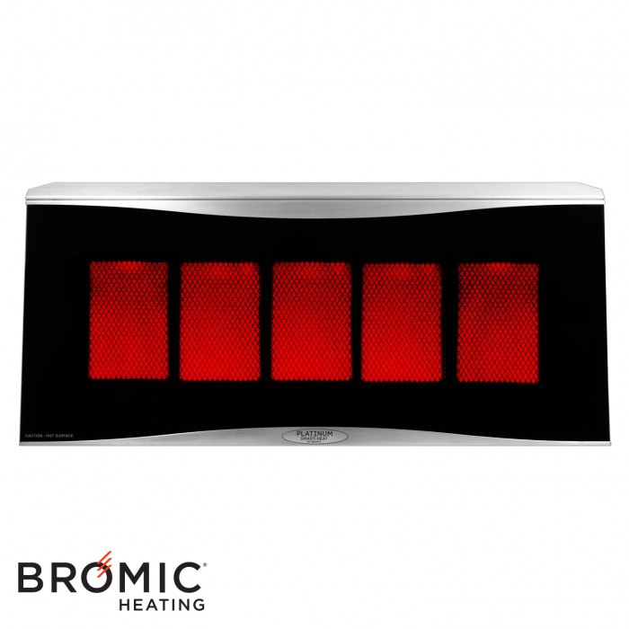 Bromic Platinum Smart-Heat 500 Series 23700Btu - BH0110003