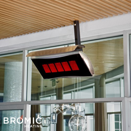Outdoor Heating Amp Cooling Bromic Platinum Smart Heat 500