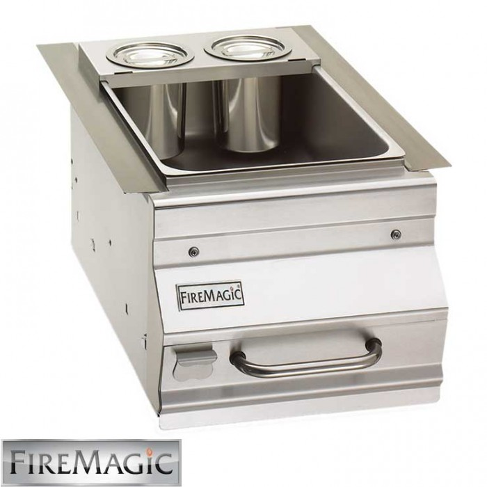 Fire Magic Bar Caddy Built In - 1D-S0 BBQ GRILLS