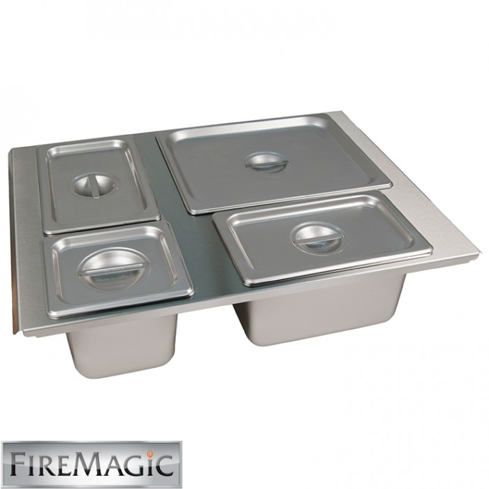 Fire Magic Buffet Warming Accessory(for use w/warming drawers) - 23830-SW-CD