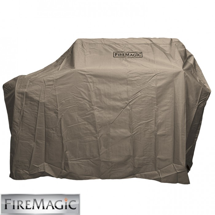 Fire Magic Grill Cover for Stand Alone Drop Shelf Style E79 (Cabinet Cart) - 25189-20F