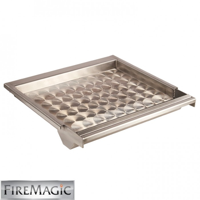Fire Magic Stainless Steel Griddle (A83, A/C54, A/C43, Pwr. Burner & Dbl. Searing Station) - 3515