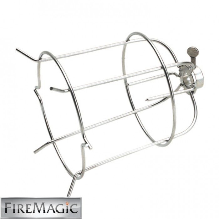 "Fire Magic Chicken Holder (1 part - w/ 3/4"" hub) - 3617E Fire Magic Grills Collection"