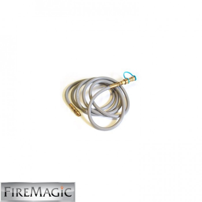 Fire Magic Natural Gas Hose (10') w/Quick Disconnect (Plug-In) - 5110-03