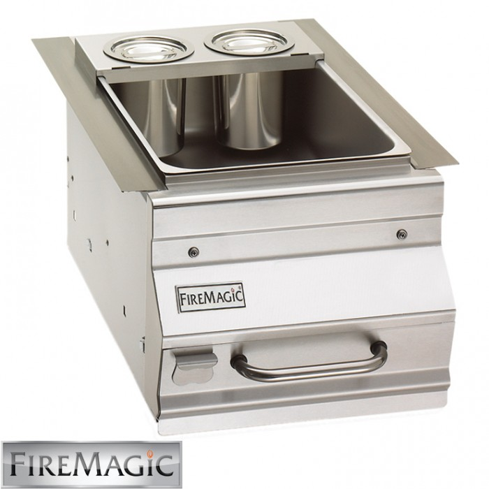 Fire Magic Warming Accessory - Bar Caddy - 3565 Fire Magic Grills Collection