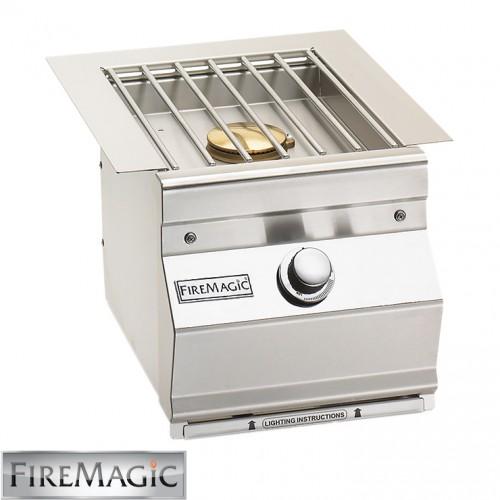 Fire Magic Single Side Burner - Built In - 3279-1