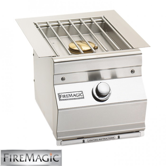 Fire Magic Single Side Burner - Built In - 3279-1