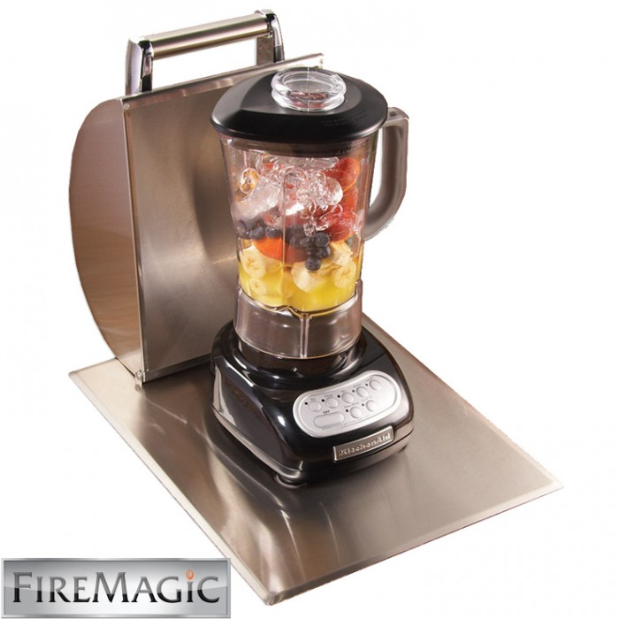Fire Magic Blender Built In - 3284A BBQ GRILLS