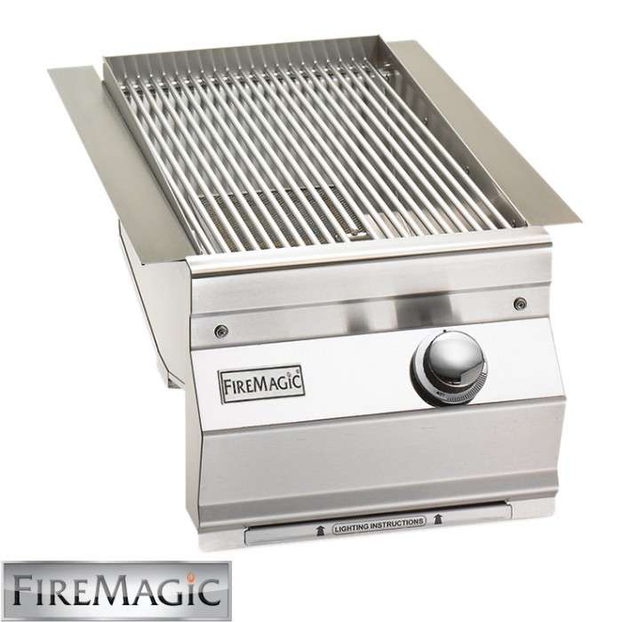 Fire Magic Searing Station/Side Burner - Built In - 3287-1