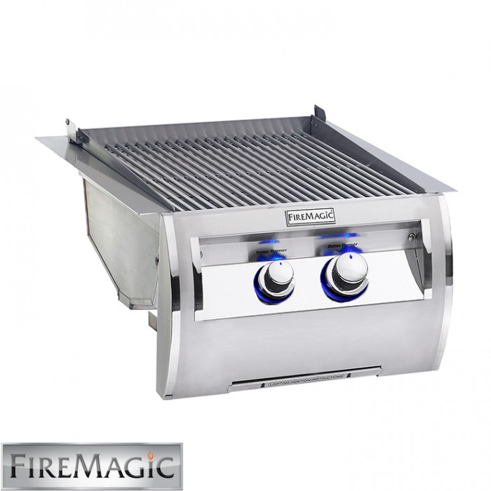 Fire Magic Double Searing Station/Echelon Diamond Style - Built In - 32884-1