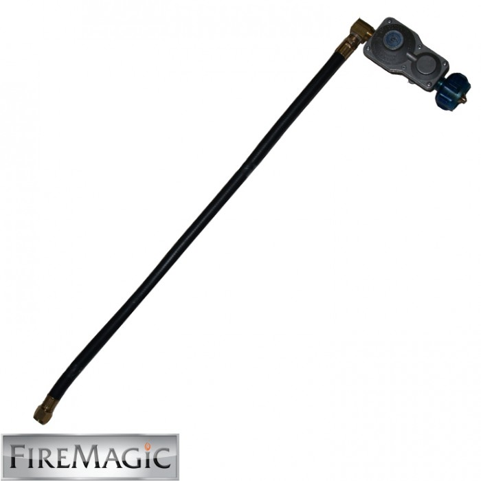 Fire Magic Two Stage Regulator w/hose (Propane) - 5110-15