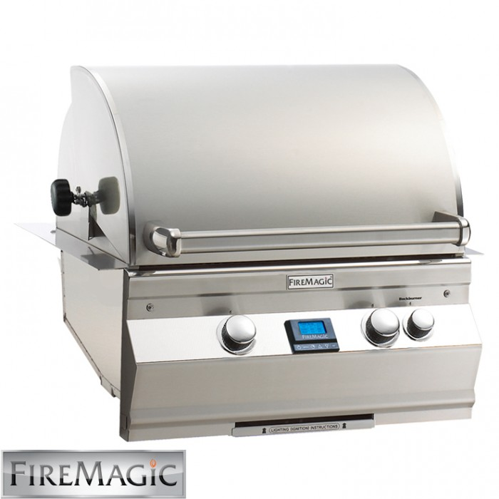 Fire Magic Aurora A430i Built In Grill - A430i6L1N BBQ GRILLS