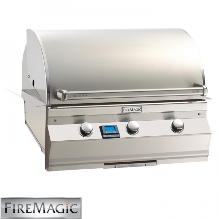 Fire Magic Aurora A540i Built In Grill - A540i5E1N BBQ GRILLS