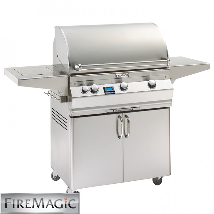 Fire Magic Aurora A540s Stand Alone Grill - A540s-5E1P-62