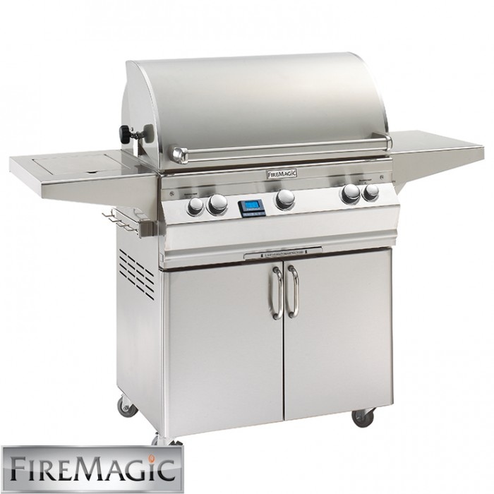 Fire Magic Aurora A540s Stand Alone Grill - A540s-6E1P-62 Fire Magic Grills Collection