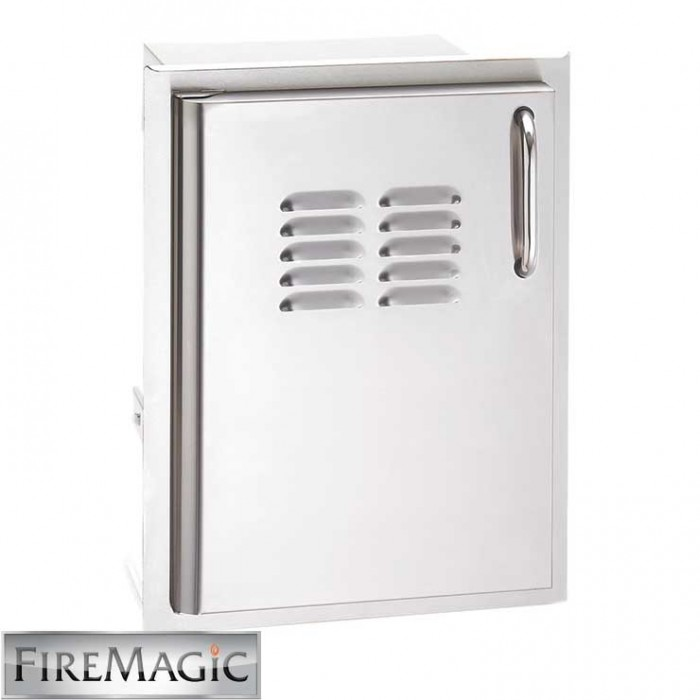 "Fire Magic Select Single Access Door, w/Tank Tray, 21"" x 14 1/2"" x 20 1/2"" - 33820-TSL"