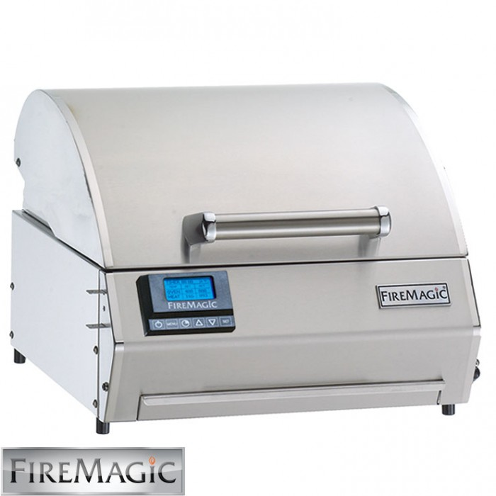 Fire Magic Electric E250t Table Top Grill - E250t-1Z1E Fire Magic Grills Collection