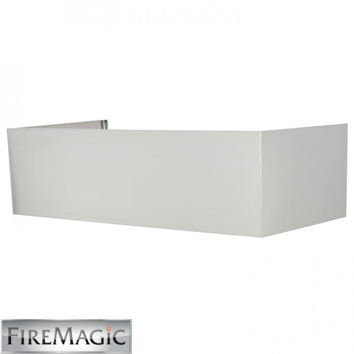 "Fire Magic Vent Hood 36"" Duct Cover (to be used with spacer) - 36-VH-6-DC Fire Magic Grills Collection"