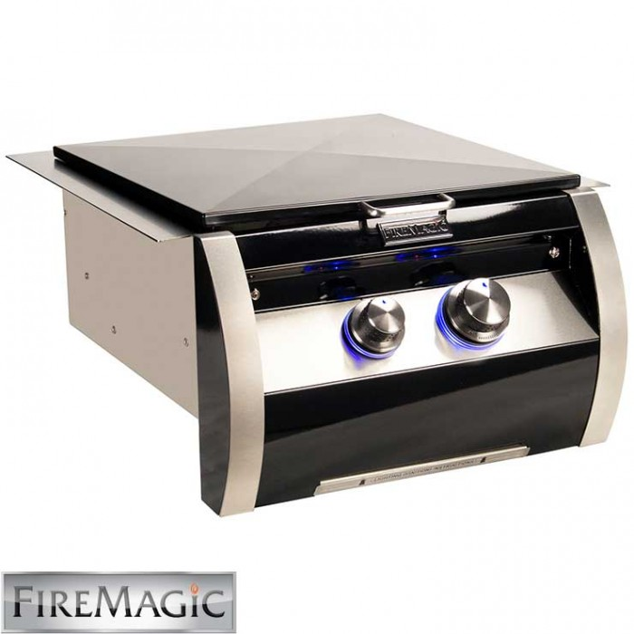 Fire Magic Black Diamond Power Burner - 19-HB1N-0 BBQ GRILLS