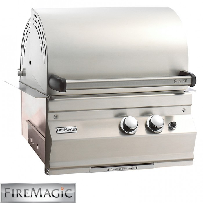Fire Magic Deluxe Built In Grill - 11-S1S1N-A