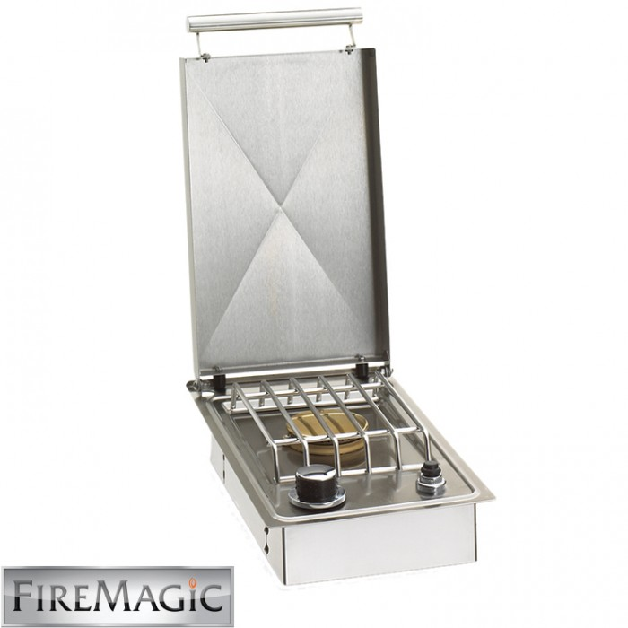 Fire Magic Single Side Burner - Countertop Built In - 3280 Fire Magic Grills Collection