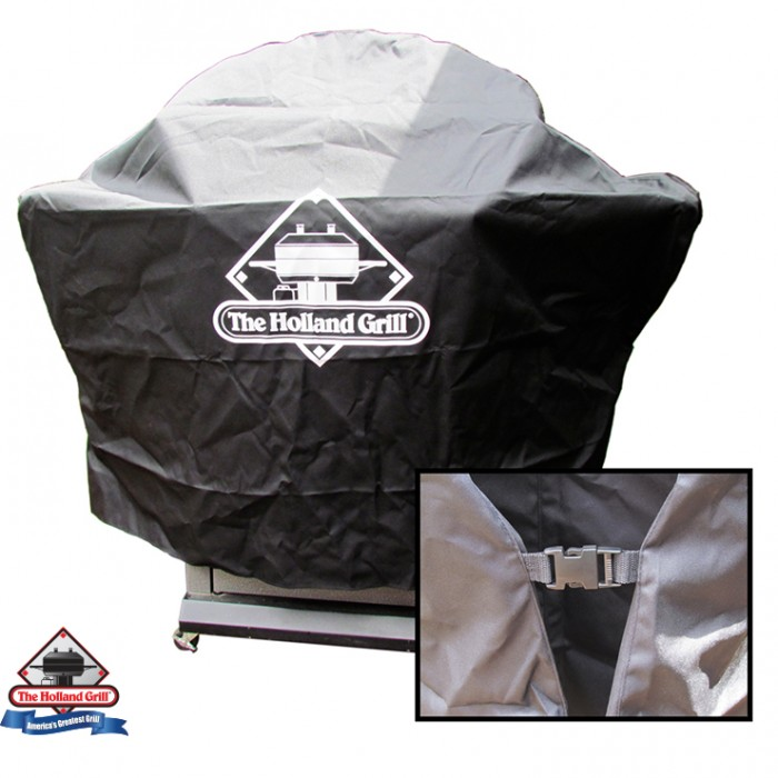 Holland Grills Canvas Deluxe Grill Cover Holland Grills Collection