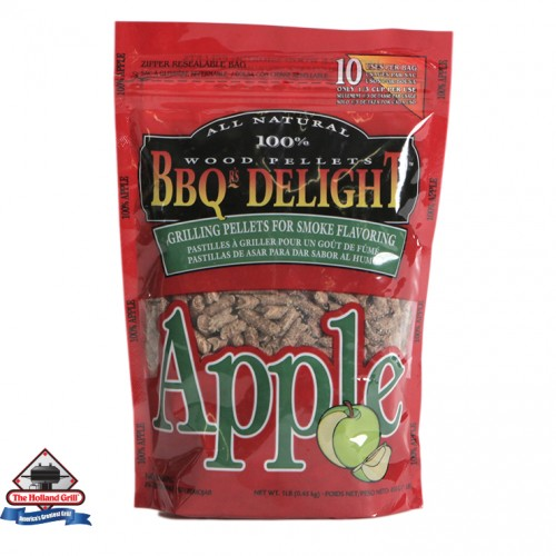 Holland Grills Flav-O-Buds Apple 1 Lb Bags Outdoor Kitchen Accessories