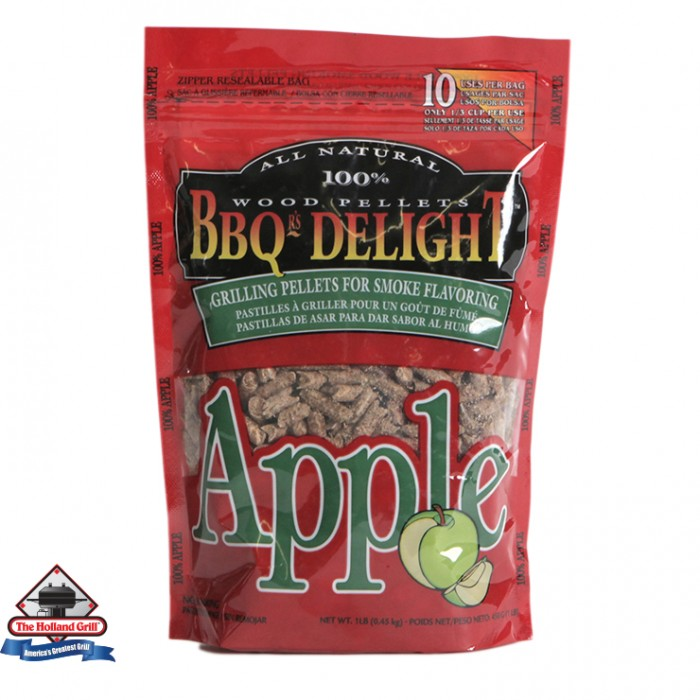 Holland Grills Flav-O-Buds Apple 1 Lb Bags