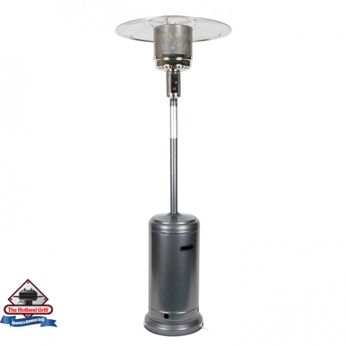 Holland Grills Patio Heater - Hammered Finish-Lp Only