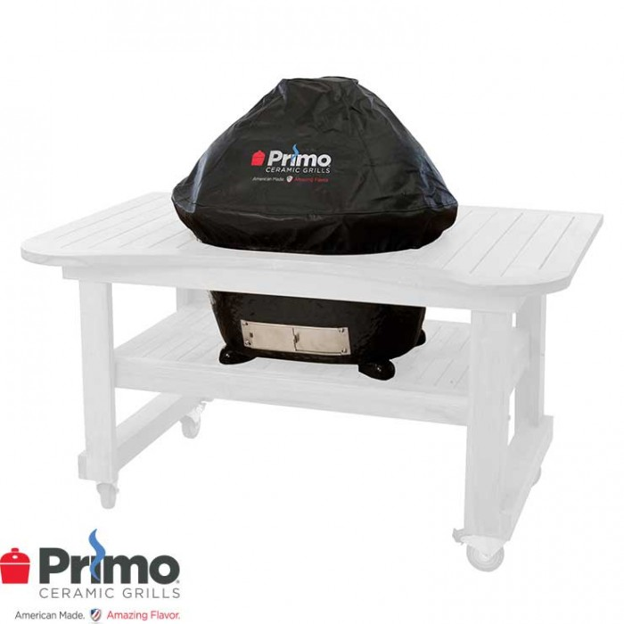 Primo Grills Grill Cover Oval for all Built-in Applications PRM416 Primo Grills Collection