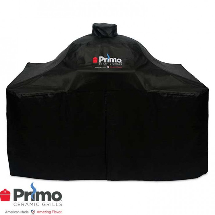 Primo Grills Grill Cover For Teak Table Models PRM420 Primo Grills Collection