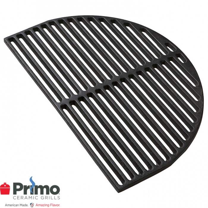 Primo Cast Iron Searing Grate Oval JR 200 PRM363