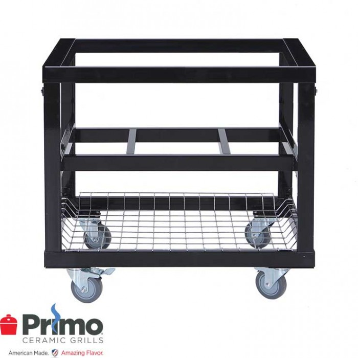 Primo Cart Base with Basket for Oval LG 300 & XL 400 PRM368