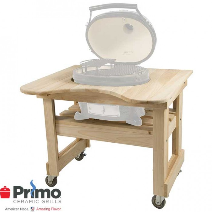 Primo Cypress Table For Oval JR 200 PRM605