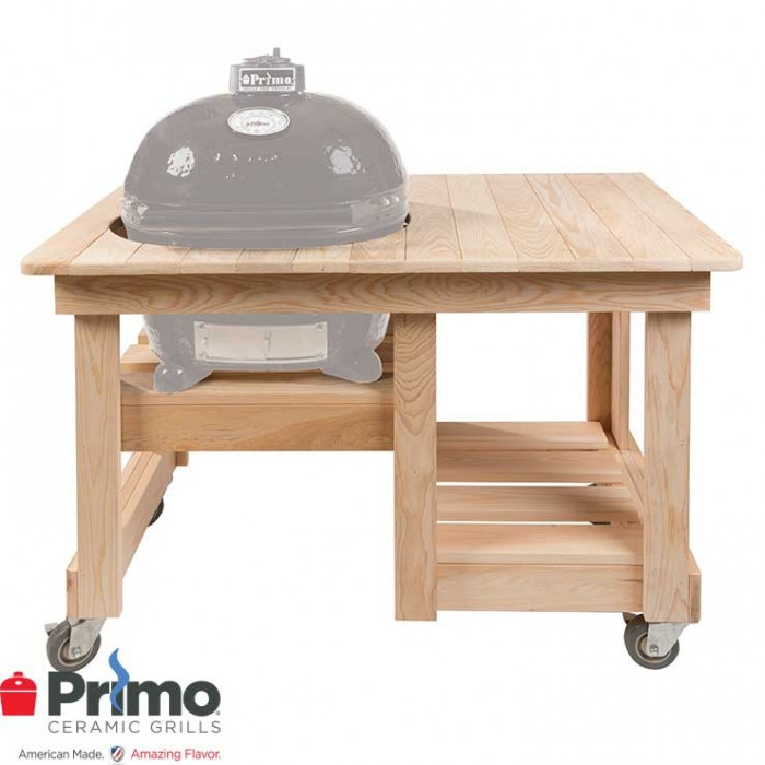 Primo Cypress Counter Top Table For Oval JR 200 PRM614