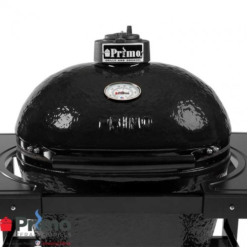 Primo Grills Collection Primo Grill Oval Lg 300 Amp Two