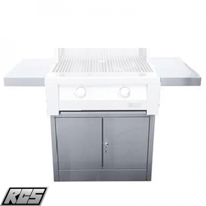 "RCS Stainless Grill Cart For 28"" Cutlass ProCom RMC28 - RMCC RCS Grill Collection"