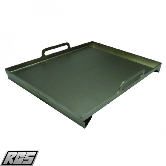 RCS Stainless Griddle for RON/RMC/RDB1/EL/RJCSSB Grills - RSSG2 RCS Grill Collection